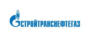 Логотип - АО «СТРОЙТРАНСНЕФТЕГАЗ»